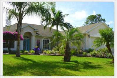 107 Buswell Avenue, Palm Bay, FL 32907 - MLS#: 813955