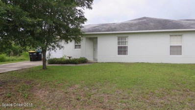 1650 Chamorro Street, Palm Bay, FL 32909 - MLS#: 813959