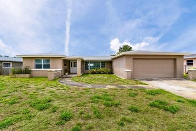 205 Florida Boulevard, Merritt Island, FL 32953 - MLS#: 813991