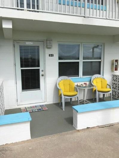 6399 Azure Lane UNIT A-4, Cocoa Beach, FL 32931 - MLS#: 814054