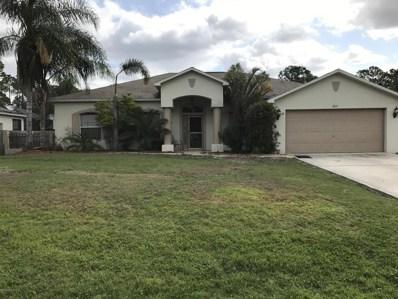 2657 Lakeland Avenue, Palm Bay, FL 32908 - MLS#: 814066