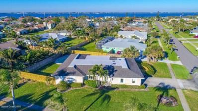 2240 Sea Horse Drive, Melbourne Beach, FL 32951 - MLS#: 814106