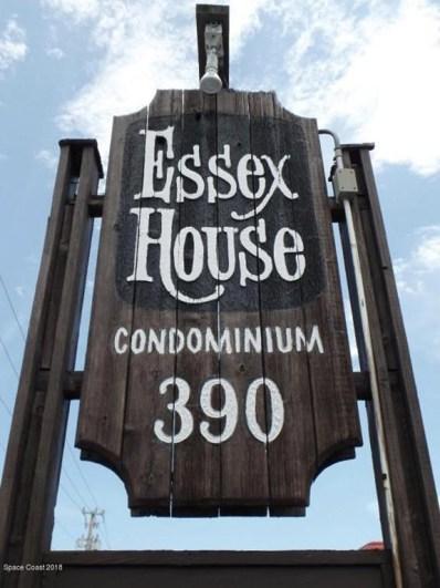 390 W Cocoa Beach Causeway UNIT 5-1, Cocoa Beach, FL 32931 - MLS#: 814132