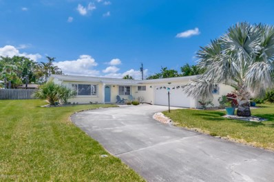 340 Carissa Drive, Satellite Beach, FL 32937 - MLS#: 814162