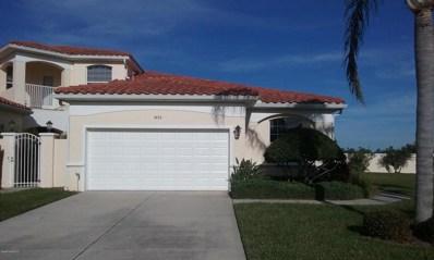 8603 Villanova Drive UNIT 8603, Cape Canaveral, FL 32920 - MLS#: 814166