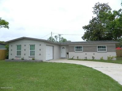 1032 Coronado Drive, Rockledge, FL 32955 - MLS#: 814315