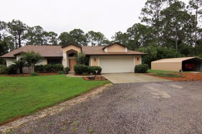 7575 Turkey Point Drive, Titusville, FL 32780 - MLS#: 814326