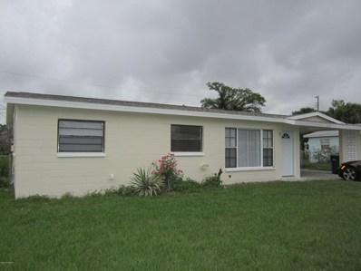 375 Fisher Lane, Merritt Island, FL 32953 - MLS#: 814352