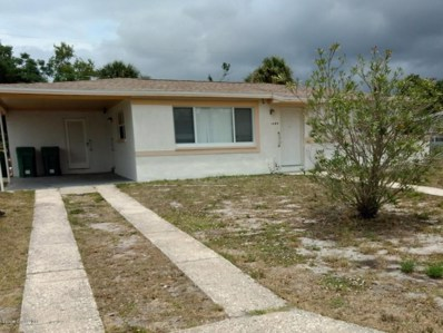 1044 W Highland Drive, Cocoa, FL 32922 - MLS#: 814354