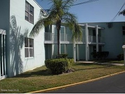 55 Sea Park Boulevard UNIT 311, Satellite Beach, FL 32937 - MLS#: 814368
