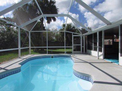 881 Knecht Road, Palm Bay, FL 32905 - MLS#: 814372