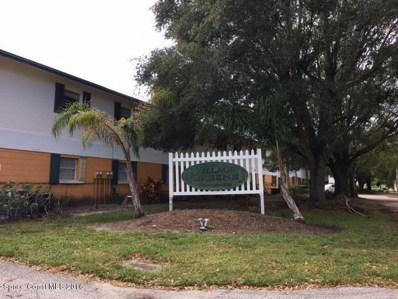 1713 Dixon Boulevard UNIT 163, Cocoa, FL 32922 - MLS#: 814374