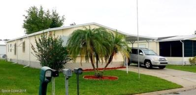 812 Lychee Drive, Barefoot Bay, FL 32976 - MLS#: 814419