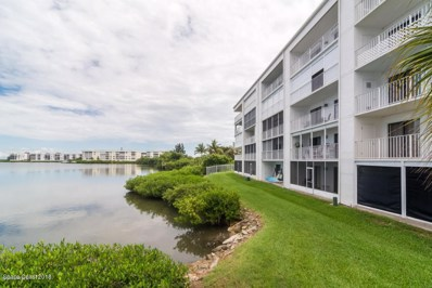 190 Seminole Lane UNIT 105, Cocoa Beach, FL 32931 - MLS#: 814449