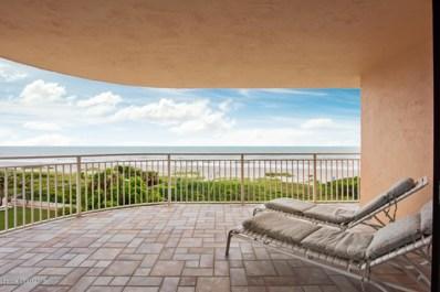 6770 Ridgewood Avenue UNIT 501, Cocoa Beach, FL 32931 - MLS#: 814456