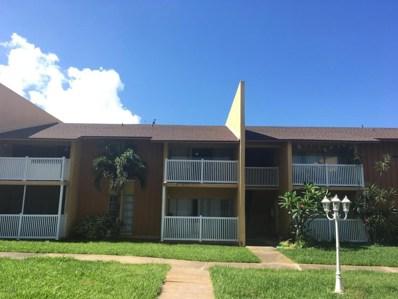 250 N Banana River Drive UNIT D10, Merritt Island, FL 32952 - MLS#: 814457