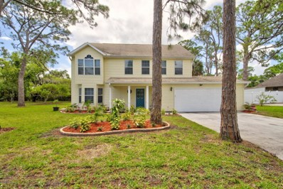 445 Sims Way, Merritt Island, FL 32952 - MLS#: 814464