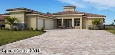 7338 Preserve Pointe Drive, Merritt Island, FL 32953 - MLS#: 814471