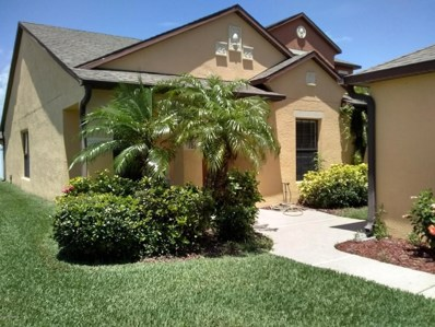 895 Luminary Circle UNIT 106, Melbourne, FL 32901 - MLS#: 814478