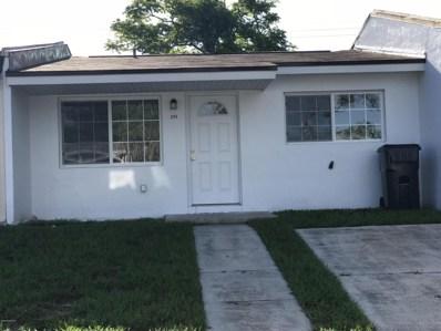 255 W Towne Place, Titusville, FL 32796 - MLS#: 814509