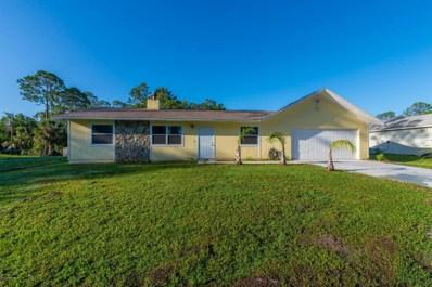 150 Whirl Street, Palm Bay, FL 32908 - MLS#: 814524