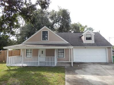 6840 Dodge Road, Cocoa, FL 32927 - MLS#: 814609