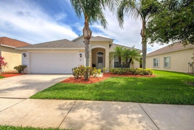 3323 Cloudberry Place, Melbourne, FL 32940 - MLS#: 814672