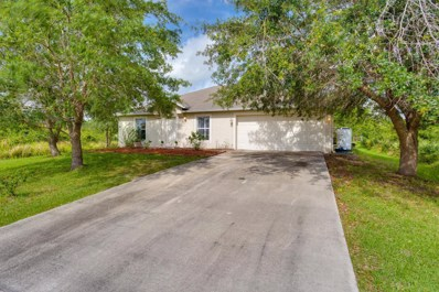 3170 Tropical Circle, Palm Bay, FL 32909 - MLS#: 814680