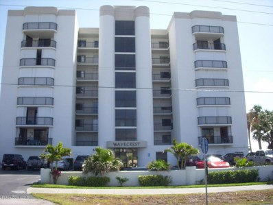 1835 S Atlantic Avenue UNIT 402, Cocoa Beach, FL 32931 - MLS#: 814685
