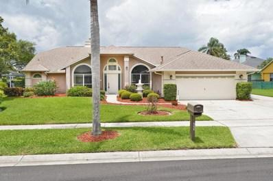 223 Lake Shore Drive, Merritt Island, FL 32953 - MLS#: 814730