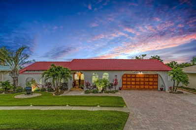 460 Saint Georges Court, Satellite Beach, FL 32937 - MLS#: 814745