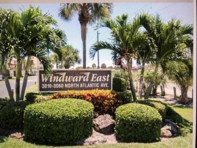 3040 N Atlantic Avenue UNIT A-3, Cocoa Beach, FL 32931 - MLS#: 814851