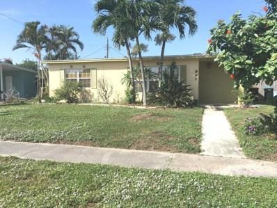960 Abeto Street, Palm Bay, FL 32905 - MLS#: 814873