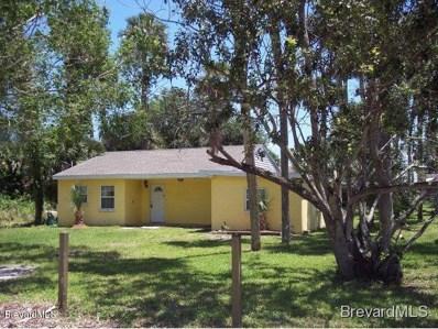 1453 Orange Blossom Trail, Palm Bay, FL 32905 - MLS#: 814906