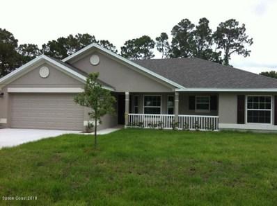 344 Wilton Avenue, Palm Bay, FL 32908 - MLS#: 814960