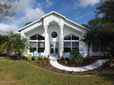1190 Rebecca Drive, Merritt Island, FL 32952 - MLS#: 815051