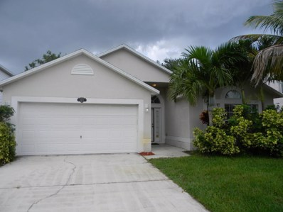 3012 Chica Circle, West Melbourne, FL 32904 - MLS#: 815067