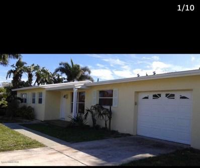162 Sea Park Boulevard, Satellite Beach, FL 32937 - MLS#: 815127