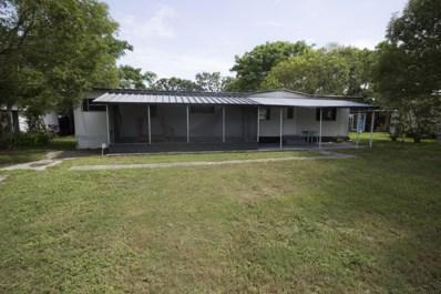 414 Coral Lane, Cocoa, FL 32927 - MLS#: 815134