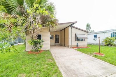 906 Bougainvillea Circle, Barefoot Bay, FL 32976 - MLS#: 815139