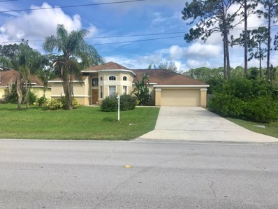 2350 San Filippo Drive, Palm Bay, FL 32909 - MLS#: 815149
