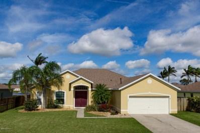325 Barrymore Drive, Rockledge, FL 32955 - MLS#: 815194