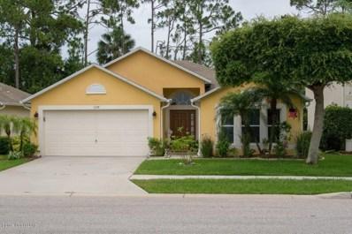 1699 Sawgrass Drive, Palm Bay, FL 32908 - MLS#: 815219