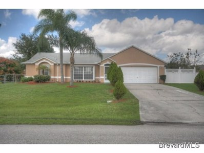 1899 Wake Forest Road, Palm Bay, FL 32907 - MLS#: 815235