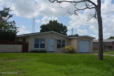 816 Ironwood Drive, Melbourne, FL 32935 - MLS#: 815265