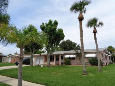 670 Jacaranda Street, Merritt Island, FL 32952 - MLS#: 815270