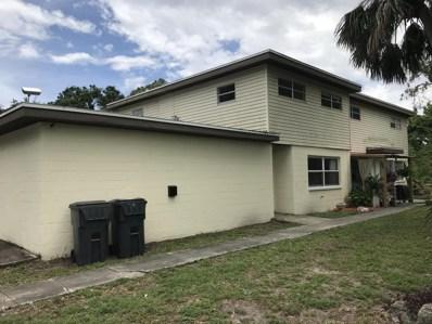 1539 Violet Avenue, Titusville, FL 32796 - MLS#: 815302