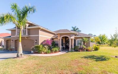 2400 Cogan Drive, Palm Bay, FL 32909 - MLS#: 815311