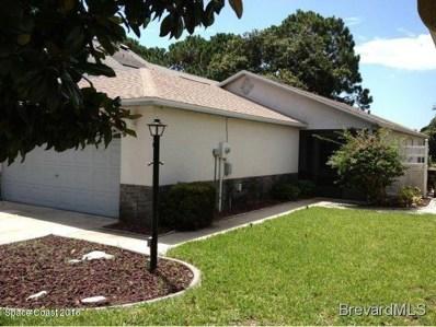 3133 Winchester Drive, Cocoa, FL 32926 - MLS#: 815313