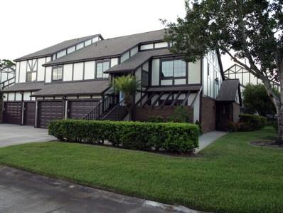 674 Greenwood Manor Circle UNIT 25, West Melbourne, FL 32904 - MLS#: 815346